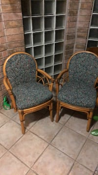 Two antique garden chairs  Markham, L3S 3V2