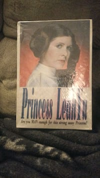 Very rare princess Leia my size blow up doll best offer Redding, 96001