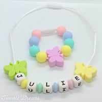 Jewelry baby necklace set cute girl clothes  Richmond, V6Y 1P3
