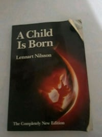 A Child Is Born book
