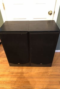 Set of 2 DCM KX12 large speakers Manassas