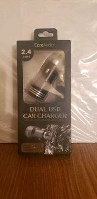 Duel USB car charger