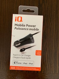 iQ Mobile Power Car Charger Vaughan, L4K