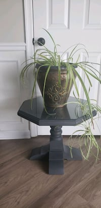 Octagonal Side Table or Plant Stand