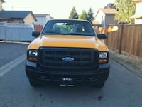 yellow Ford F-150 Surrey, V3W 1X5