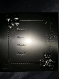 Engravable Sterling Silver Baby Photo frame Albuquerque, 87110