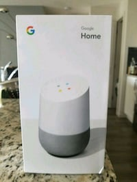 BRAND NEW UNOPENED GOOGLE HOME Edmonton, T6W 0S4