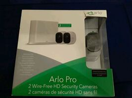 Brand new Arlo pro 2 security  system.