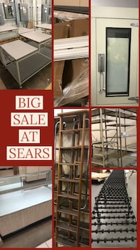 Sales at - Sears Security Mall BLOW OUT PRICES Baltimore, 21205
