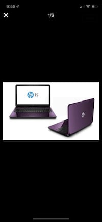 """HP 15.6"""" Laptop with AMD A8-6410 CPU, 4GB RAM, and 1TB HDD Fort Worth, 76119"""