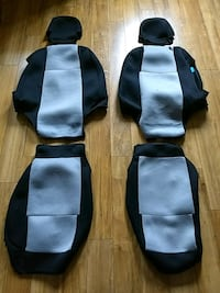 2005-09 mustang v-6 custom fit seat covers.$25obo  Sterling, 20165