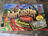 Roller Coaster Tycoon Complete Board Game Pickering, L1V 4X8