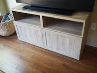 IKEA Bestå TV unit with shelves and doors Austin, 78723