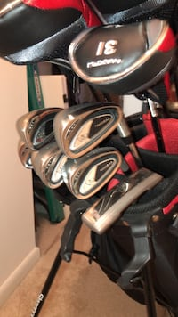 Taylor made - Full set of golf clubs including drivers, hybrids and irons Fairfax, 22031