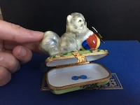 Porcelain Limoges Trinket Box Annandale, 22312