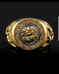 round gold and silver championship ring Surrey, V3X 1P3