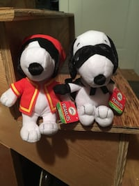 Two small snoopys  Methuen, 01844