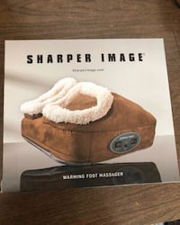 brown and white leather leather boots with box Palm Bay, 32909