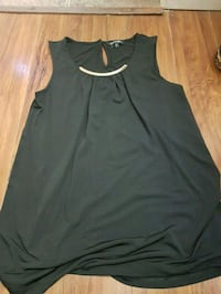 black and white tank top Surrey, V3R 1N9
