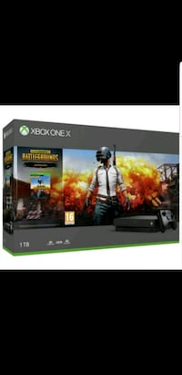 Xbox one x PUBG Bundle  Neosho, 64850