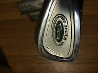 Vintage MacGregor Tourney Master Golf Clubs Irons 4-9 Great Collectibl