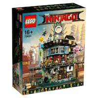 LEGO Ninjago City Fairfax, 22030