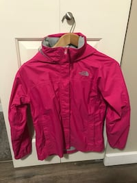 Pink North Face Jacket  Surrey, V4N 3B3