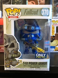 Funko Pop! T-51 Power Armor #370 Tustin, 92780