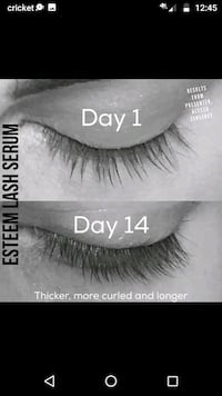 LONGER LASHES Lash serum