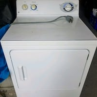 white front-load clothes dryer Bethesda, 20814