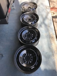 """Ford 17"""" rims with sensors  null, V0H 1R4"""