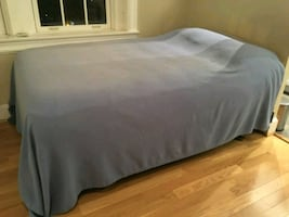 Ex Full Size Pillowtop Bed