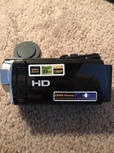 Camcorder gently used