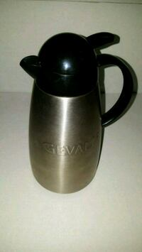 32 oz Gevalia stainless thermal coffee/ tea server Chantilly, 20151