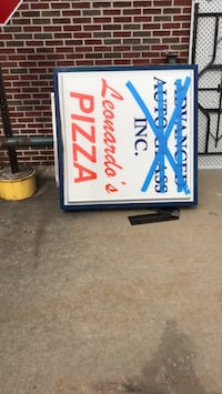 white and blue wooden board Fairlawn, 44333