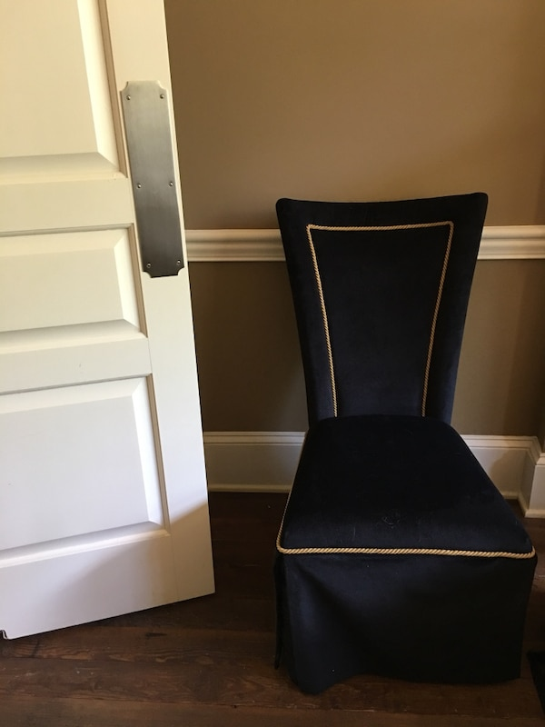Prime Navy Blue Upholstered Dining Room Chairs Frankydiablos Diy Chair Ideas Frankydiabloscom
