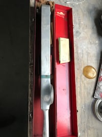 Vintage snap on torque wrench  Washingtonville, 10992