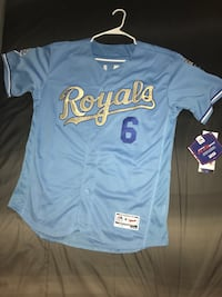 Royals jersey Cain size small in mens! Raytown, 64133