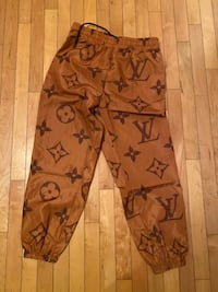 Custom Luis Vuitton pants Edmonton, T5Z