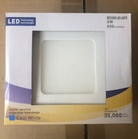 LED recessed light Brampton, L6P 2P1