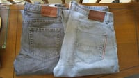 Men's jeans 2 pairs Tommy Hilfiger 1 Guess Niagara Falls, L2G