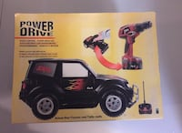 RC Car With Cordless Power Drill Steger, 60475