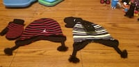 Boys Nike and Jorden hats and mittens sets Fridley