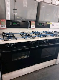 Gas stoves in excellent conditions with warranty