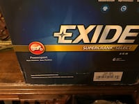 Exide Battery NEW College Grove, 37046