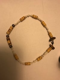 Kids Shell and Wood necklace  Nipomo, 93444
