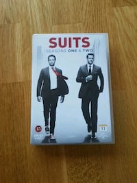 Suits sesong 1 og 2 Oslo, 0196