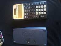 black and gray Texas Instruments graphing calculator Clermont, 34711