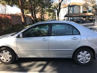 Toyota Corolla LE 2005 clean title null