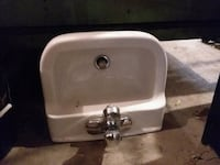 Porcelain sink Foley, 56329